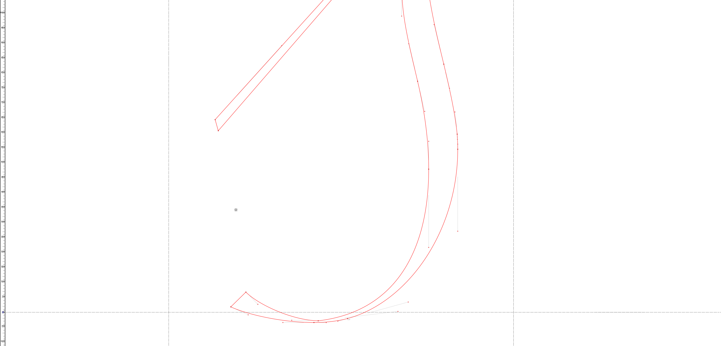 's': Design Detail Bézier Curves