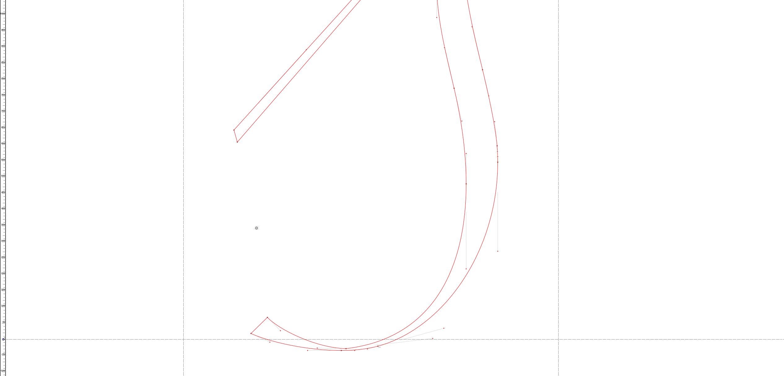 's': Design Detail Bézier Curves