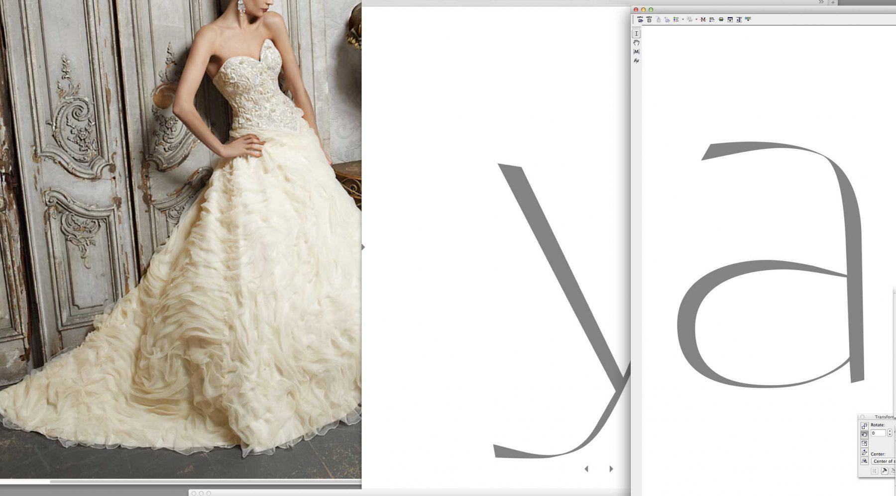 Dior wedding dress · Reflection Process Sketches 'ya'
