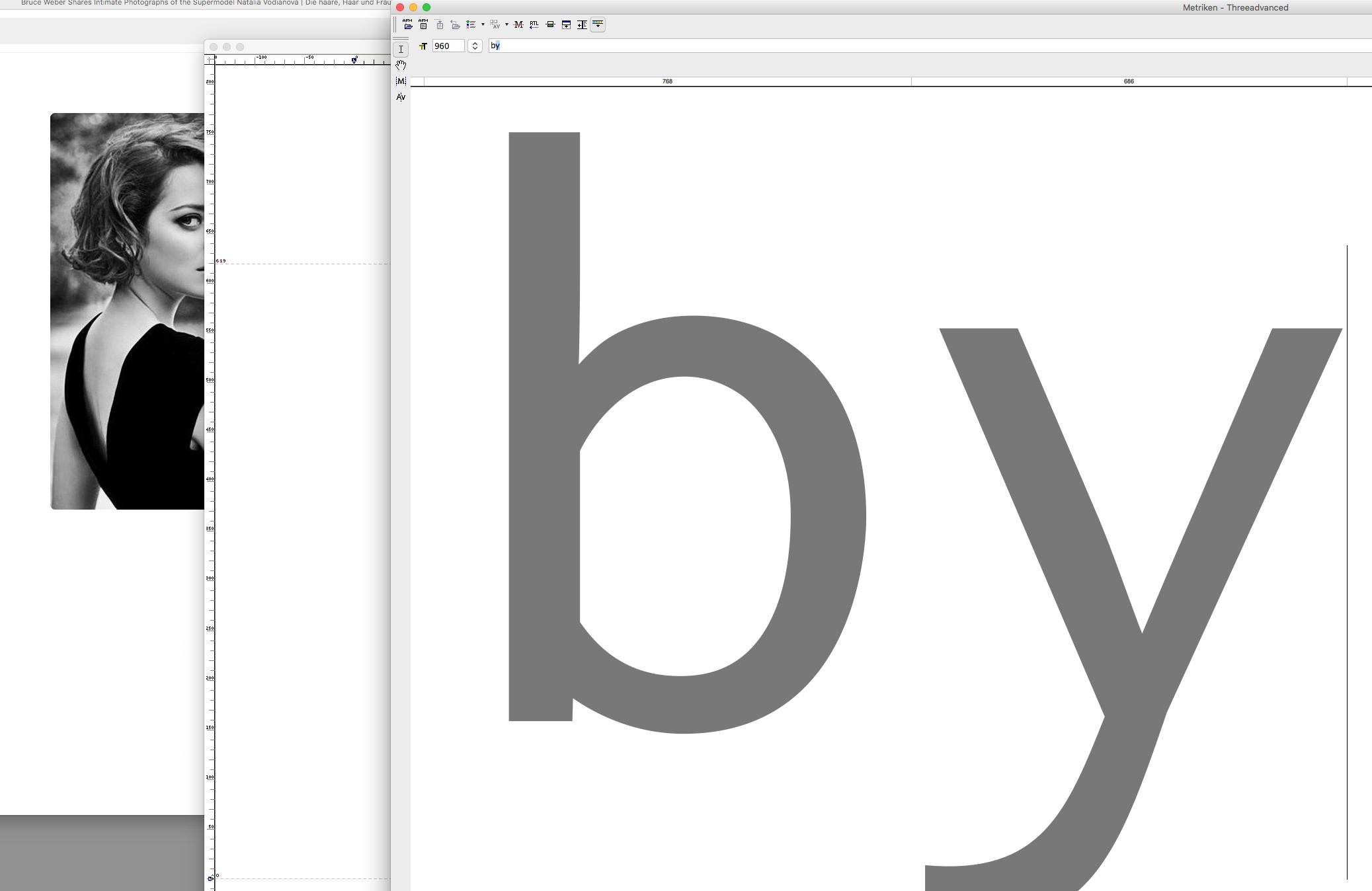 Fashionable Fonts