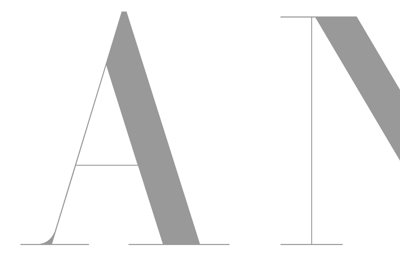 Serif Detail · <em>Nota</em> Typeface