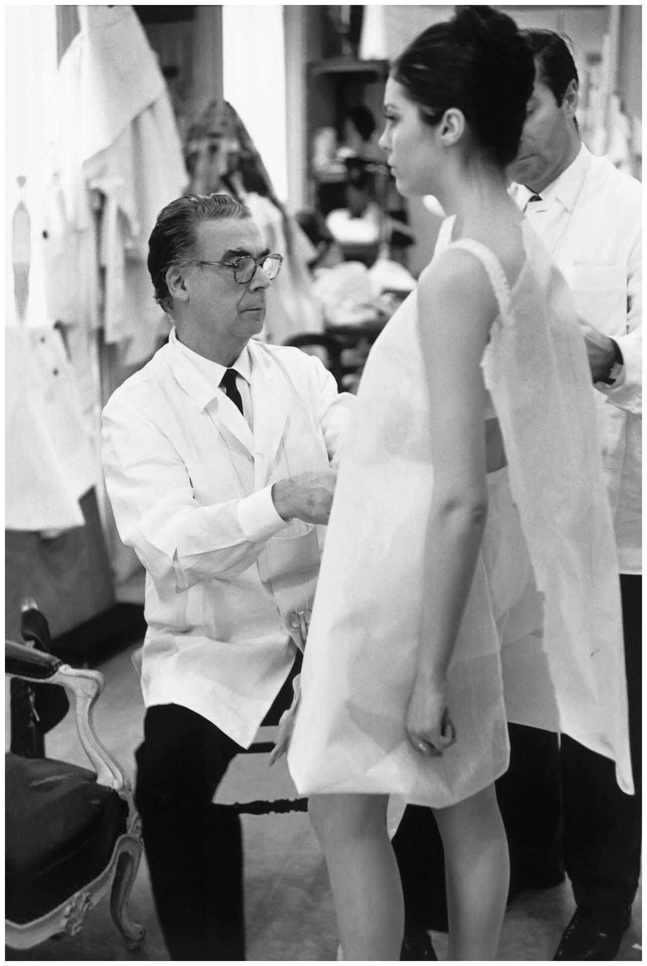 Cristóbal Balenciaga, Tailoring Work